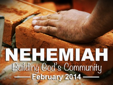 Nehemiah: Building God's Community