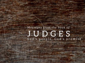 Judges: God's People, God's Promise